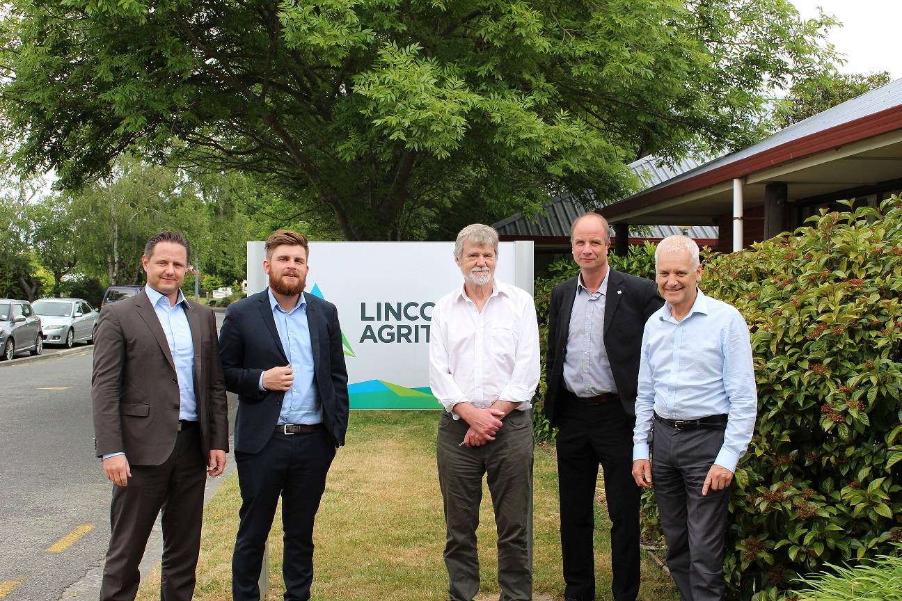 Lincoln Agritech granted $13m for MBIE research programmes