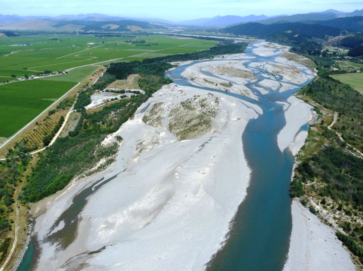 Research to uncover crucial knowledge on braided rivers